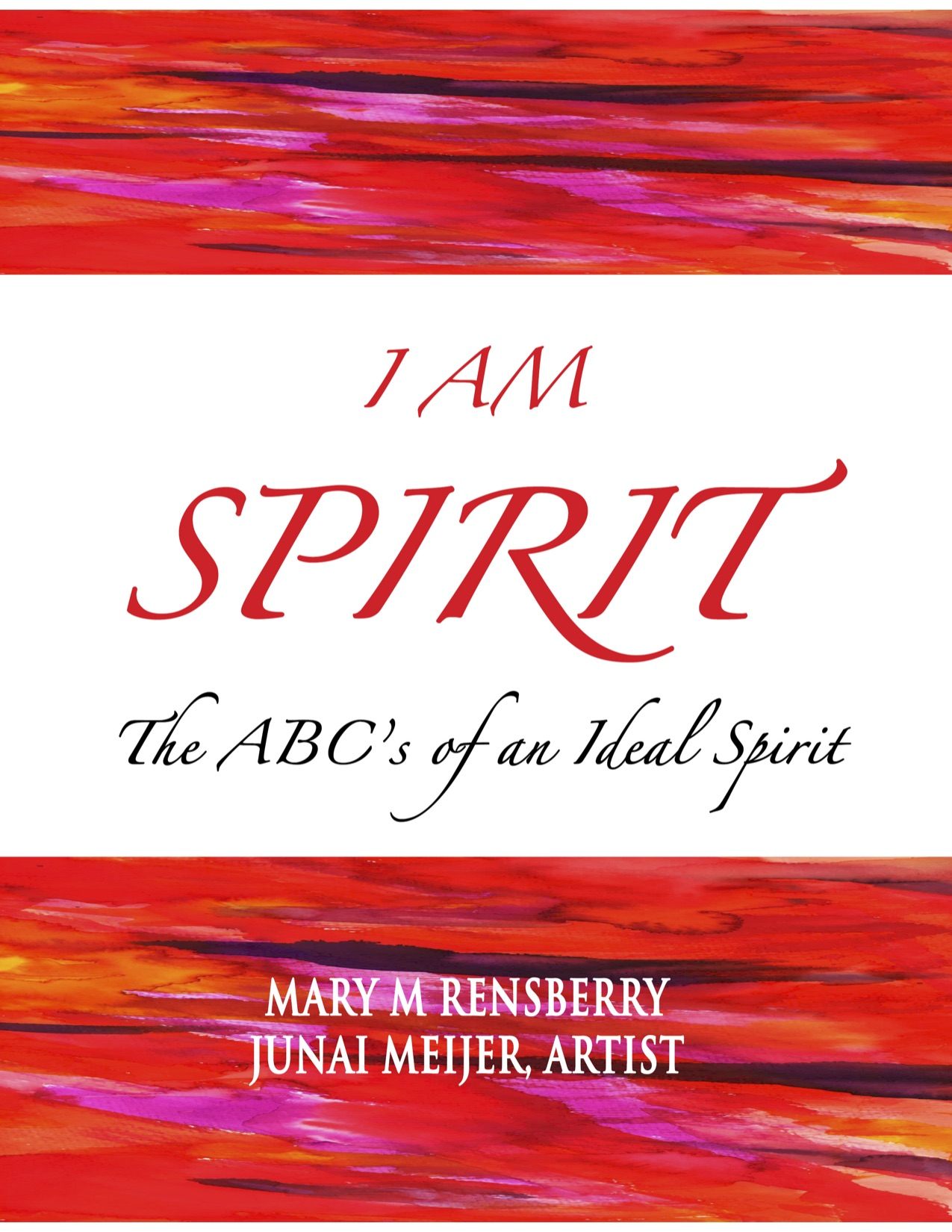 Front cover I AM Spirit